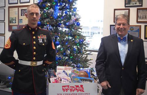Richmond Toys for Tots James River